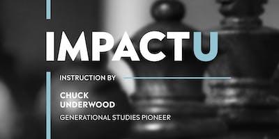 ImpactU / Gen X Leadership Training