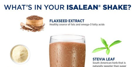 Your Ideal Life with Isagenix tickets