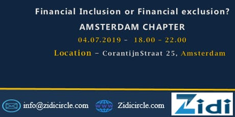Financial Inclusion or Financial Exclusion? tickets