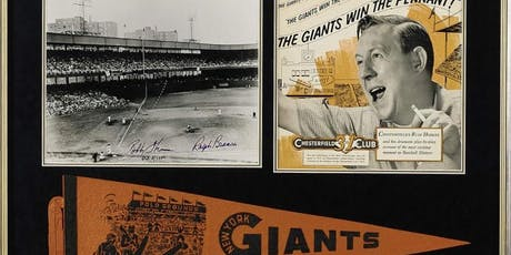 Exhibition Opening- HOME PLATE: A CELEBRATION OF THE POLO GROUNDS tickets