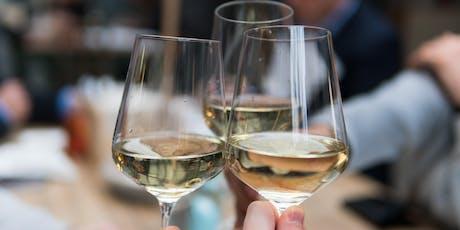 Wine & Wisdom tickets