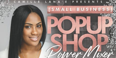 inHER BLISS FASHION's 1st Annual Pop Up Shop & Power Mixer tickets