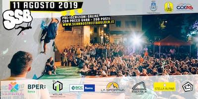Scanno Street Boulder Contest 2019 - Pre-Iscrizione