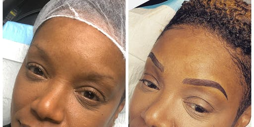 Microshading Powder Brow Training