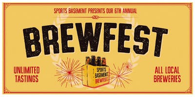 Sports Basement Bryant: BrewFest!