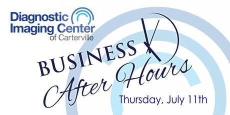 Diagnostic Imaging Center of Carterville Business After Hours tickets