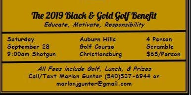 Alpha Phi Alpha Golf Benefit