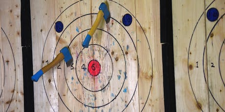 Axe Club - Pete Axe Throwing Event tickets