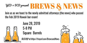 YLD + SCD Present Brews & News