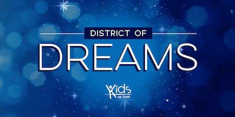 District of Dreams tickets