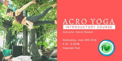 Introduction to Acro Yoga