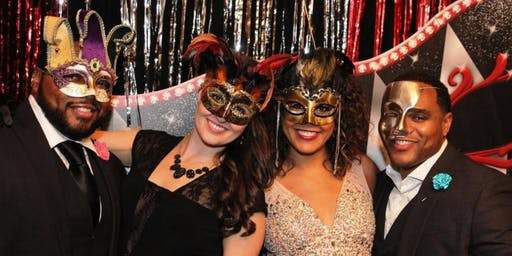 Masquerade Party Fundraiser