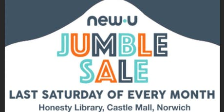 Jumble sale tickets