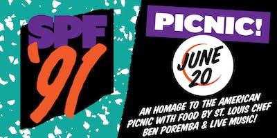 SPF1991 Presents: PICNIC
