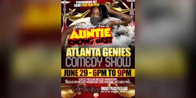 Auntie Hammy Atlanta Comedy Show