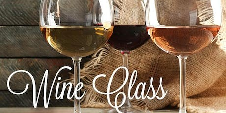 Wine Class Discover Syrahs from California,France and Austraila tickets