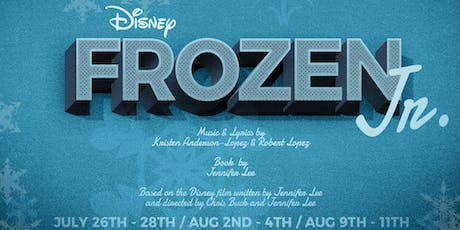 "RHCR Theatre Presents: ""Disney's® FROZEN JR."" tickets"