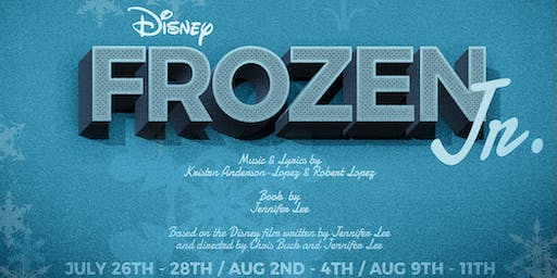 "RHCR Theatre Presents: ""Disney's® FROZEN JR."""