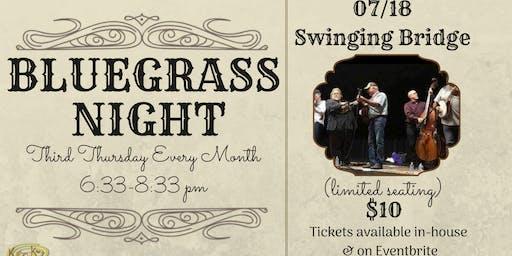 Bluegrass Night - Swinging Bridge