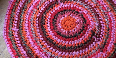 Make Your Own Rag Rug!  tickets