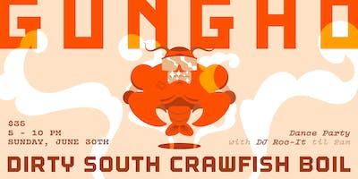 Dirty South Crawfish Boil
