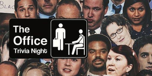 Tipsy Trivia Presents: The Office Trivia