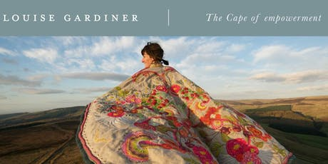 Talk and Presentation with Contemporary Embroidery Artist Louise Gardiner tickets