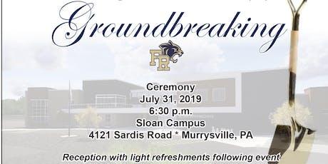 Franklin Regional Groundbreaking (Intermediate School) tickets