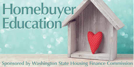 Homebuyer Education Course for Downpayment Resources (WSHFC) tickets