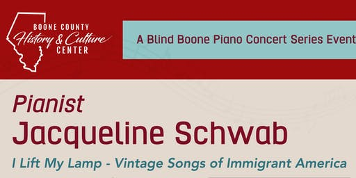 Jacqueline Schwab- Vintage Songs of Immigrant America