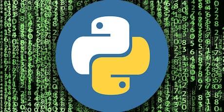 Data Science with Python Training: Beginner Level tickets