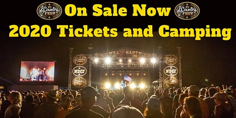 ND COUNTRY FEST 2020 tickets
