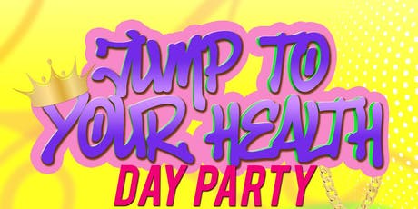 Jump to Your Health Day Party  entradas