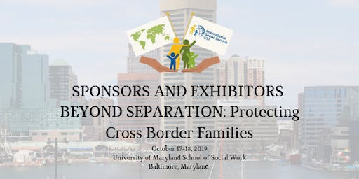 "ISS-USA's ""Beyond Separation"" Conference: Sponsor & Exhibitor Opportunities"