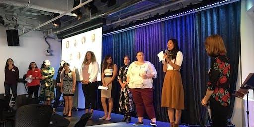 Lyft + NextPlay.ai Speed Mentoring for Women in Tech