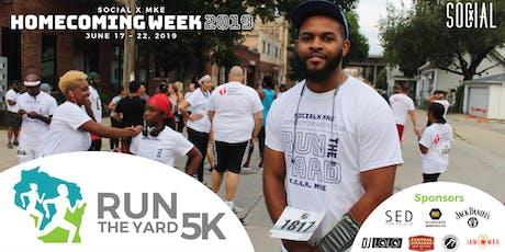 SX Homecoming Week: Run the Yard 5K tickets