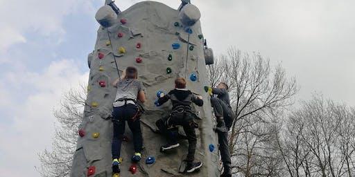 Sponsored Climb