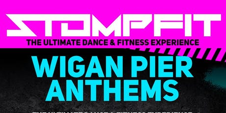 Stomp Fit | Wigan Pier Classics | The Ultimate Fitness Experience tickets