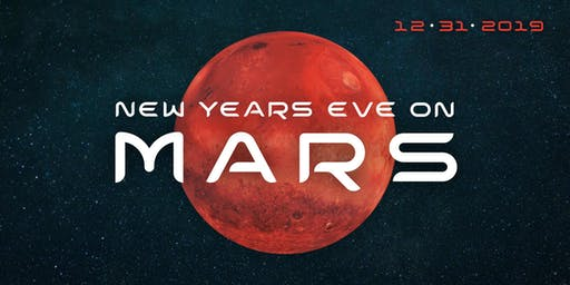 New Years Eve On Mars