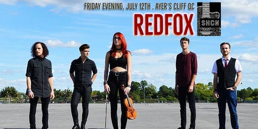 Ayer's Cliff QC - An Evening with RedFox