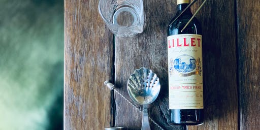 Captain Gregorys Presents A Night With Lillet