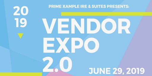 "IT'S YOUR SEASON ""VENDOR EXPO 2.0"""