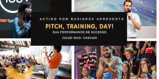 Pré-reserva: Pitch training Day- A sua performance de sucesso