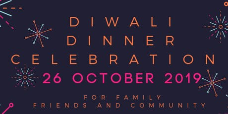 Diwali Dinner & Celebration 2019 tickets