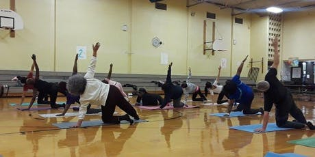 Brownell Community Yoga tickets