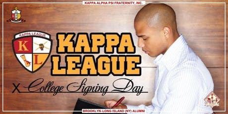 Kappa League College Signing Day & Awards Luncheon tickets