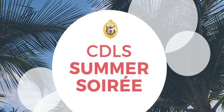 CDLS Summer Soireé tickets