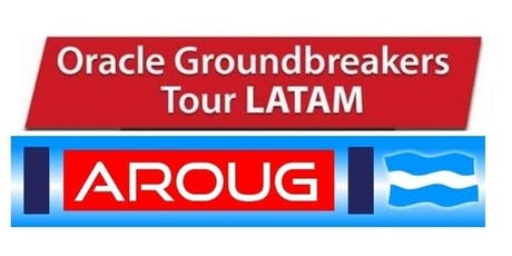 Oracle Groundbreakers LATAM Tour 2019 en Argentina entradas