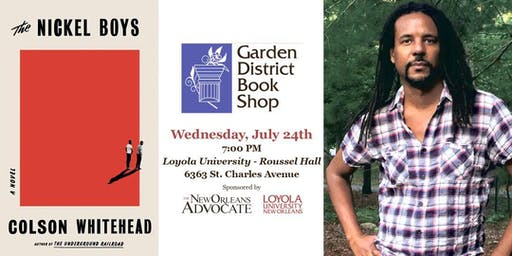 An Evening With Pulitzer Prize winning author Colson Whitehead at Loyola U.