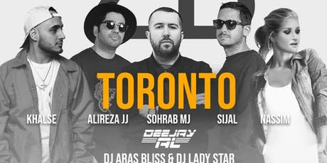 ZEDBAZI -  SOHRAB MJ / ALIREZA JJ / SIJAL / NASSIM / KHALSE tickets